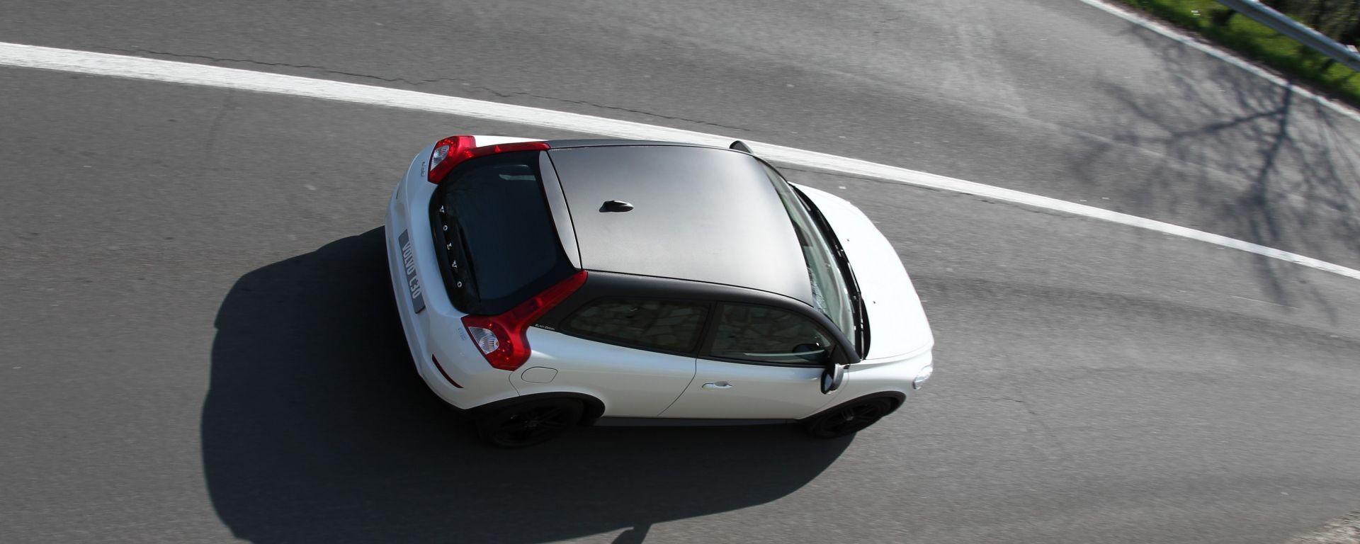 Volvo C30 Black Design