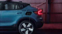 Volvo C40 Recharge: la prima auto svedese vegana e leather-free