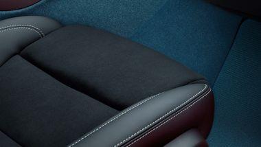 Volvo C40 Recharge, per gli interni solo materiali sostenibili
