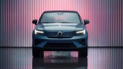 Volvo C40 Recharge: visuale frontale