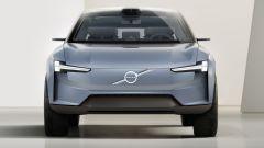 Volvo Concept Recharge in video: gli esterni