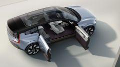 Volvo Concept Recharge, assaggio di futuro full electric - Immagine: 8