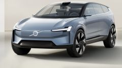 Volvo Concept Recharge: fotogallery