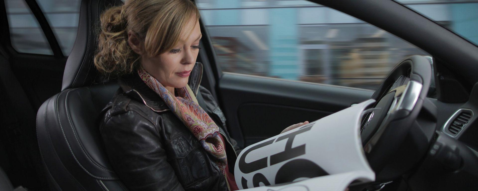 Volvo Drive Me: i test nel 2017