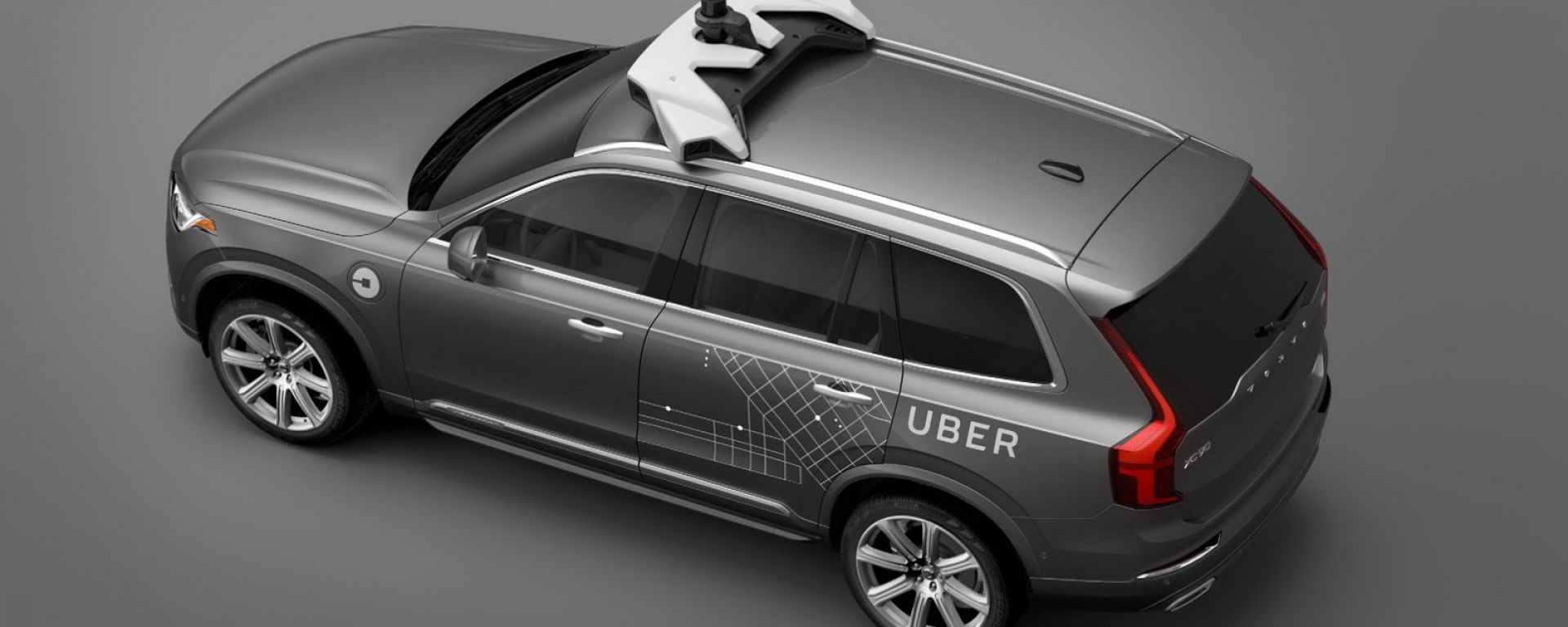 Volvo e Uber, partnership per la guida autonoma