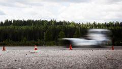 Volvo Trucks, l'Iron Knight fa un chilometro in 21,29 secondi: è doppio record - Immagine: 1