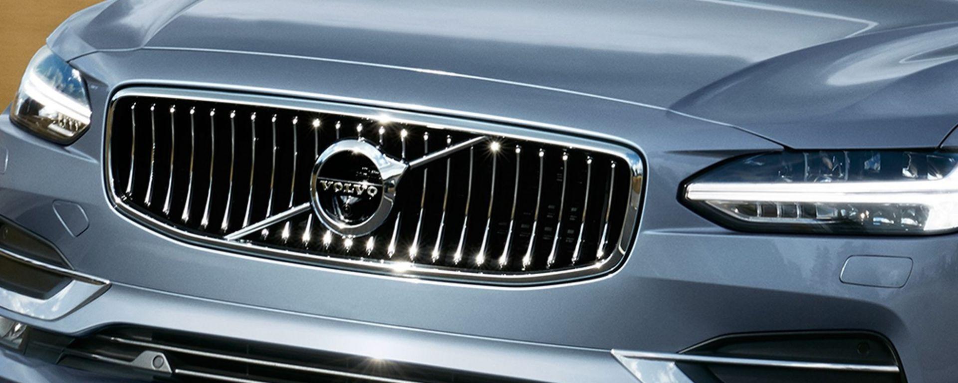 Volvo lancerà la Serie 20, piccola di segmento B