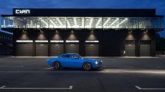 Volvo P1800 Cyan ha un'eleganza impareggiabile