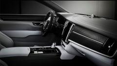 Volvo Polestar 1: gli interni