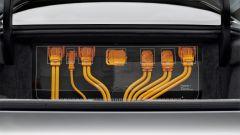 Volvo Polestar 1: i connettori della parte elettrica