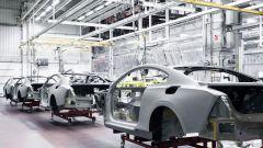 Volvo Polestar 1: la linea di produzione