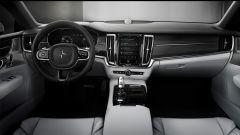 Volvo Polestar 1: la plancia