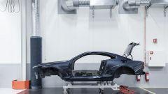 Volvo Polestar 1: la scocca