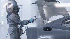 Volvo Polestar 1: la verniciatura