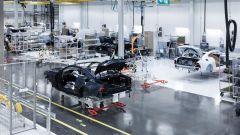 Volvo Polestar One: i prototipi in fase di assemblaggio