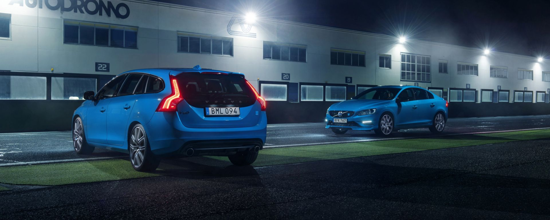Volvo Polestar per auto elettriche ad alte prestazioni