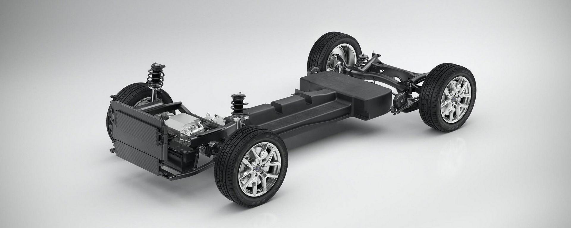 Volvo produrrà in serie modelli elettrici dal 2019