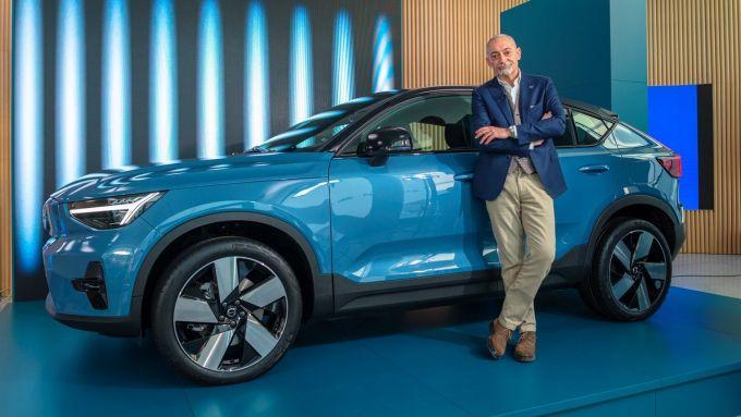 Volvo Recharge: Michele Crisci, Presidente di Volvo Car Italia