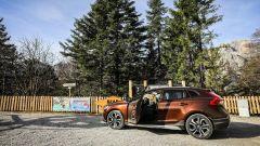 Volvo Cross Country V40 e V90: alla ricerca di Giulia - Immagine: 6