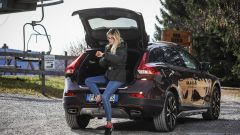 Volvo Cross Country V40 e V90: alla ricerca di Giulia - Immagine: 9