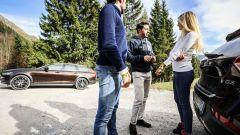 Volvo Cross Country V40 e V90: alla ricerca di Giulia - Immagine: 12