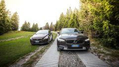 Volvo Cross Country V40 e V90: alla ricerca di Giulia - Immagine: 23