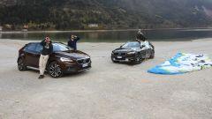 Volvo Cross Country V40 e V90: alla ricerca di Giulia - Immagine: 1