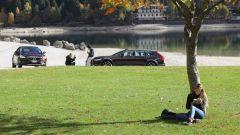 Volvo Cross Country V40 e V90: alla ricerca di Giulia - Immagine: 34