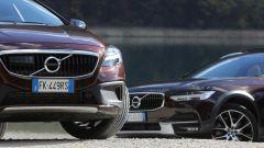 Volvo Cross Country V40 e V90: alla ricerca di Giulia - Immagine: 35