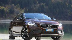 Volvo Cross Country V40 e V90: alla ricerca di Giulia - Immagine: 36