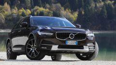 Volvo Cross Country V40 e V90: alla ricerca di Giulia - Immagine: 51