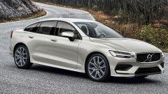 Nuova Volvo S60 2019: niente motori diesel, solo benzina e ibrida