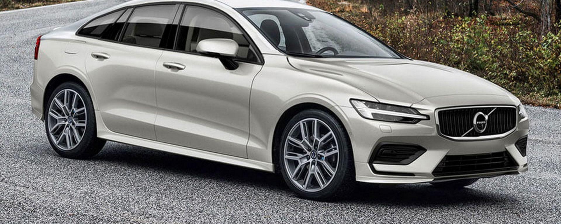 Volvo S60 2019 dice addio al diesel