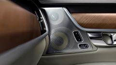 Volvo S90: a richiesta è disponibile l'impianto audio firmato Bowers & Wilkins