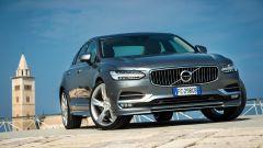 Volvo S90: il listino prezzi parte da 46.900 euro