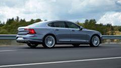 Volvo S90: il passo misura 2,94 metri
