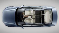 Volvo S90: la capacità di carico minima è di 500 litri
