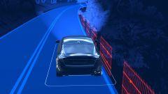 Volvo S90: radar e telecamere tengono l'auto in carreggiata