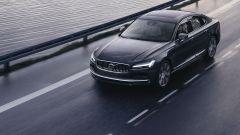 Volvo S90: velocità massima? 180 km/h