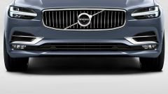 Volvo S90: vista anteriore