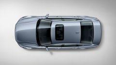 Volvo S90: vista dall'alto