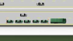 Volvo SARTRE: io guido da sola - Immagine: 5