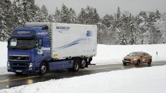 Volvo SARTRE: io guido da sola - Immagine: 8