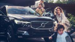 Volvo, sicurezza per tutta la famiglia