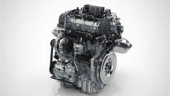 Volvo tre cilindri Drive-E