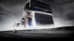 Volvo Trucks, l'Iron Knight fa un chilometro in 21,29 secondi: è doppio record - Immagine: 9