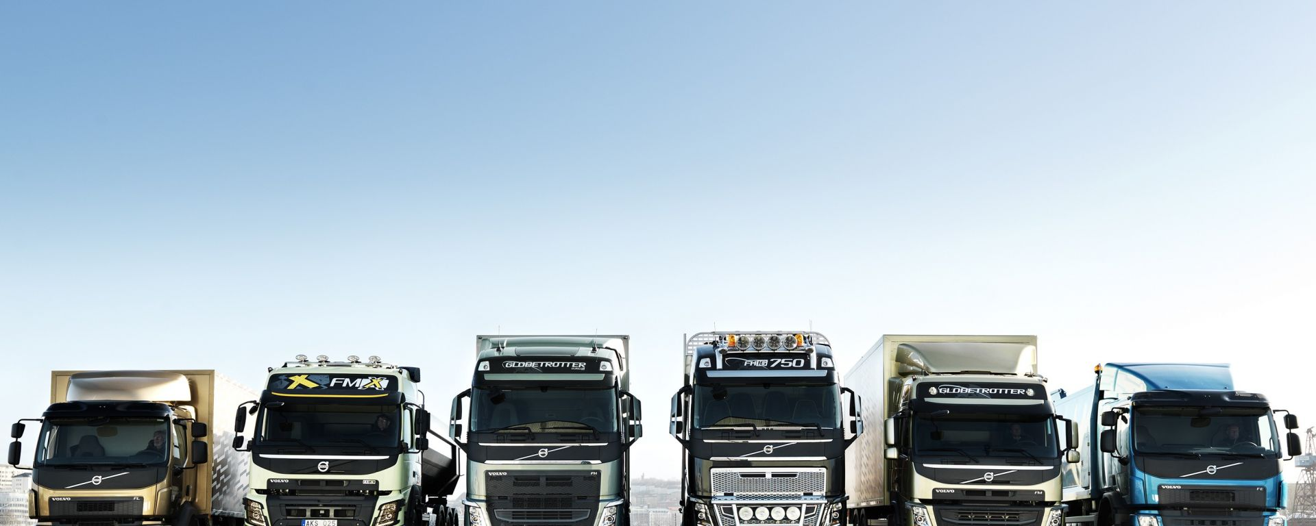 Volvo Trucks rinnova la gamma