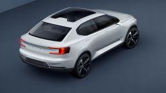 Volvo V40 concept: il posteriore ha quasi forme da coupé