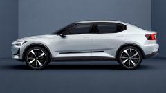Volvo V40 concept: inedita carrozzeria 3 volumi per la compatta svedese