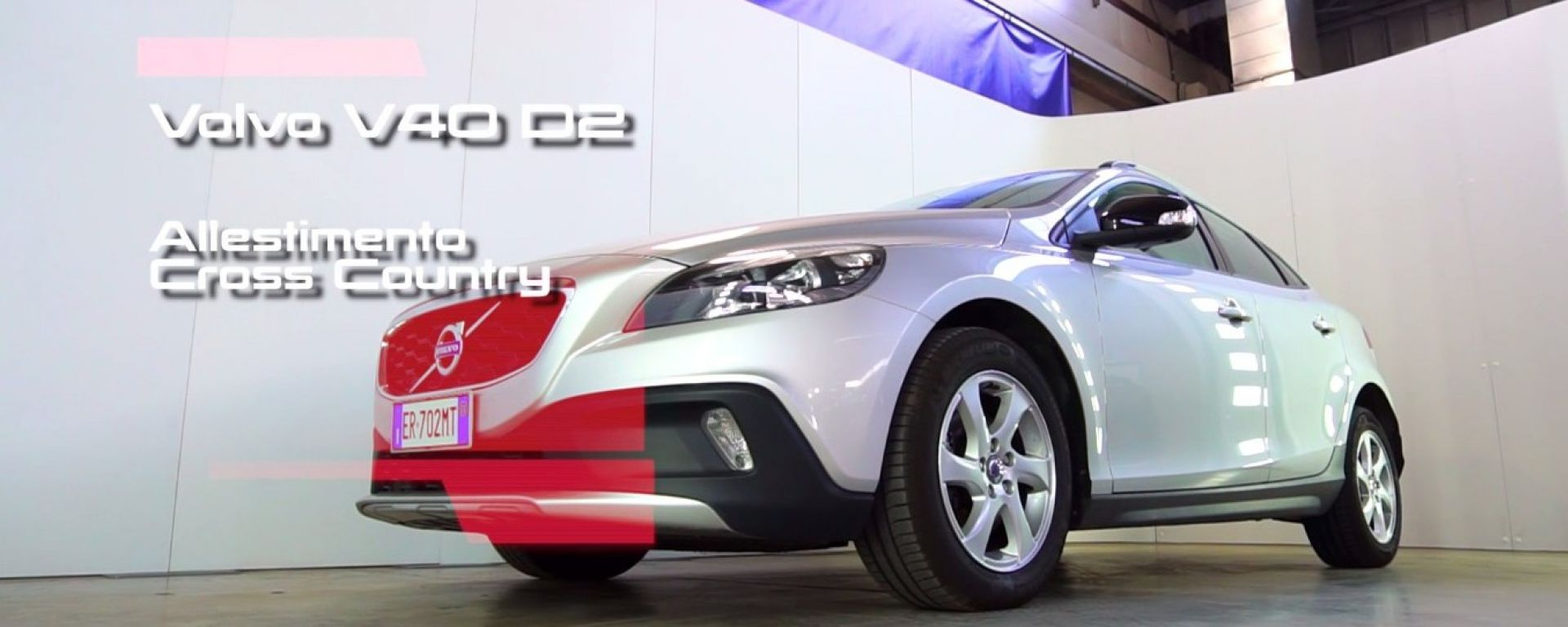 Volvo V40 Cross Country: Check Up Usato [VIDEO]